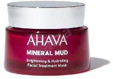 AHAVA Mineral Masks Mineral Mud Brightening & Hydrating Facial Treatment Mask 50 ml - Arcpakolás