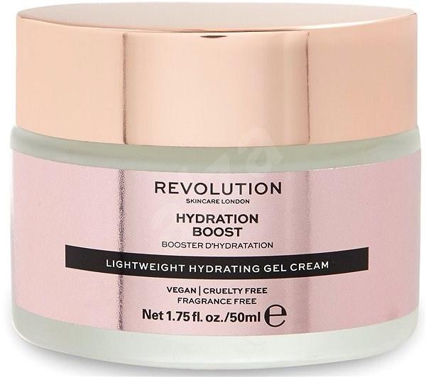 REVOLUTION SKINCARE Lightweight Hydrating Gel-Cream 50 ml - Arcápoló gél