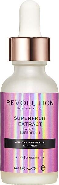 REVOLUTION SKINCARE Superfruit Extract – Antioxidant Rich Serum & Primer 30 ml - Arcápoló szérum