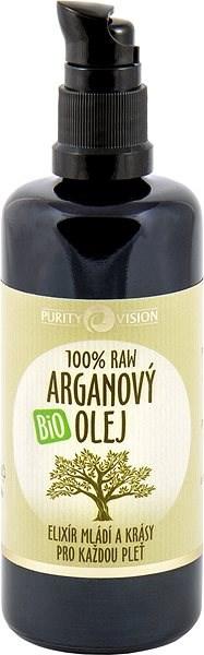 PURITY VISION RAW BIO argánolaj 100 ml - Arcápoló olaj