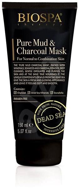 SEA OF SPA Biospa Therapy Pure Mud Collagen Mask 150 ml - Arcpakolás