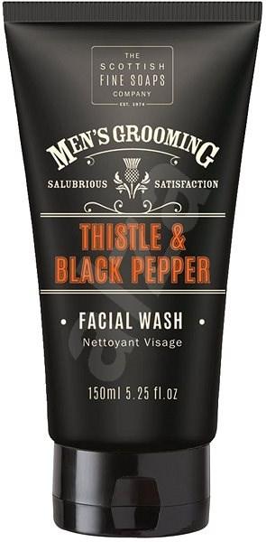 SCOTTISH FINE SOAPS Men's Grooming Thistle & Black Pepper 150 ml - Tisztító gél