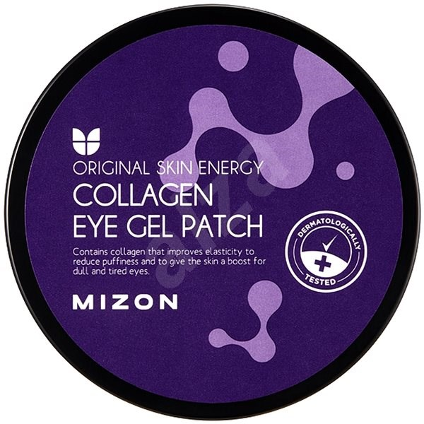 MIZON Collagen Eye Gel Patch 60× 1,5 g - Arcpakolás