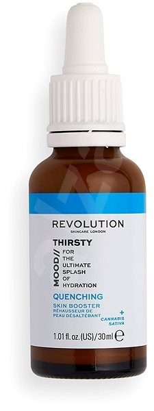 REVOLUTION SKINCARE Mood Quenching Booster 30 ml - Arcápoló szérum