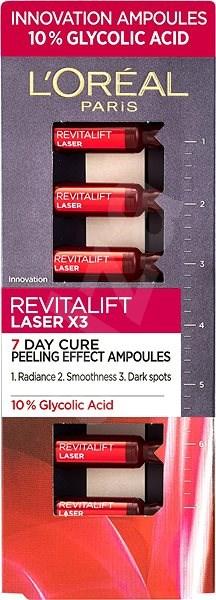 ĽORÉAL PARIS Revitalift Laser X3 7 Day Cure - Ampulla