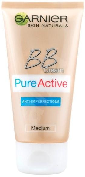 GARNIER PureActive 5in1 BB Cream Medium 50 ml - BB krém