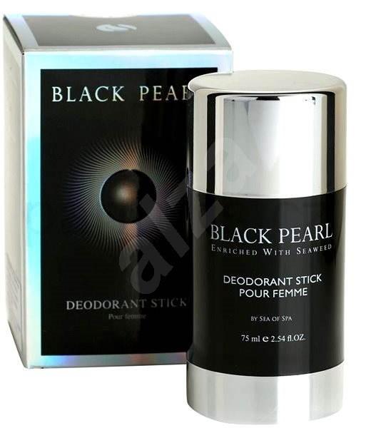 Sea of spa Black Pearl Deodorant Stick pour Femme, 75ml - Női dezodor