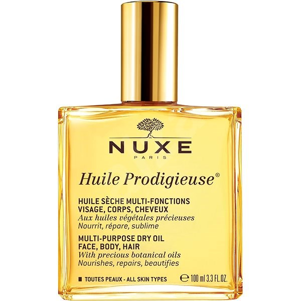 NUXE Huile Prodigieuse Multi-Purpose Dry Oil 100 ml - Olaj