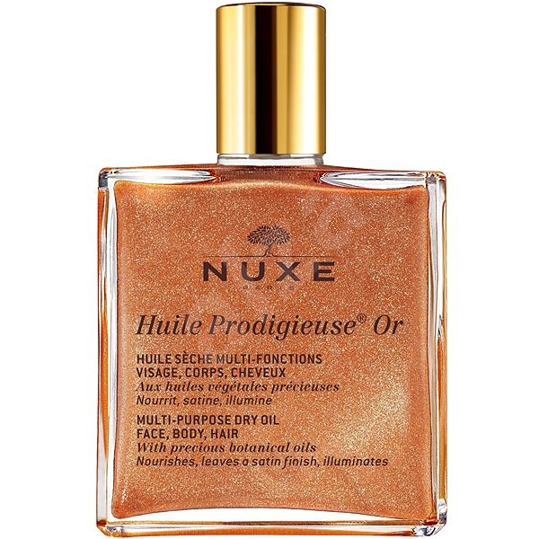 NUXE Huile Prodigieuse OR Multi-Purpose Dry Oil 50 ml - Olaj