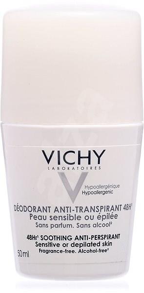 VICHY Roll-on izzadásgátló dezodor érzékeny bőrre 48h 50 ml - Női dezodor