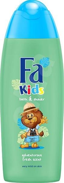 FA Kids Safari Boys Shower Gel 250 ml - Gyerek tusfürdő