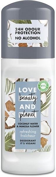LOVE BEAUTY AND PLANET Refreshing Deodorant 50 ml - Dezodor