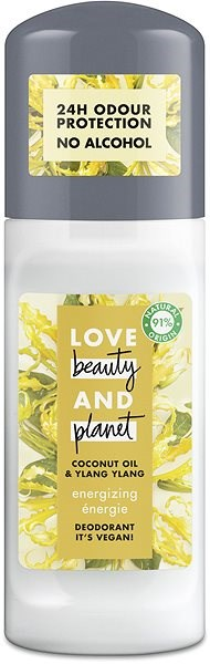 LOVE BEAUTY AND PLANET Energizing Deodorant 50 ml - Dezodor
