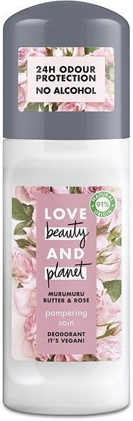 LOVE BEAUTY AND PLANET Pampering Deodorant 50 ml - Dezodor