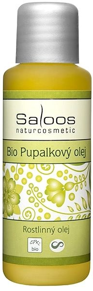 SALOOS Bio Hidegen sajtolt olaj 50 ml - Testápoló olaj