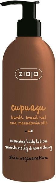 ZIAJA Cupuacu Testápoló 300 ml - Testápoló tej