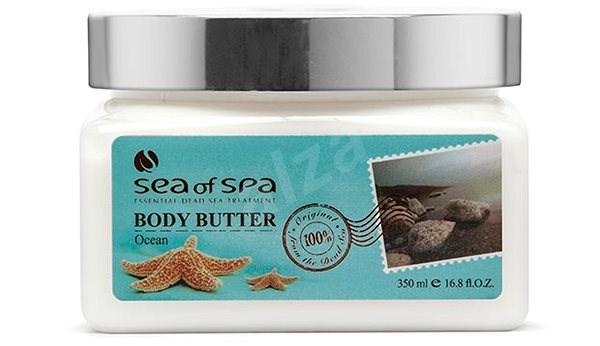 SEA OF SPA Body Butter Ocean 350 ml - Testvaj