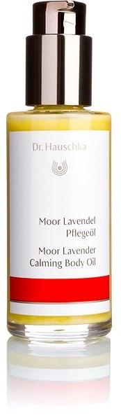 DR. HAUSCHKA Moor Levander Nyugtató testolaj 75 ml - Testápoló olaj