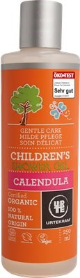 URTEKRAM BIO Children's Shower Gel Calendula 250 ml - Gyerek tusfürdő
