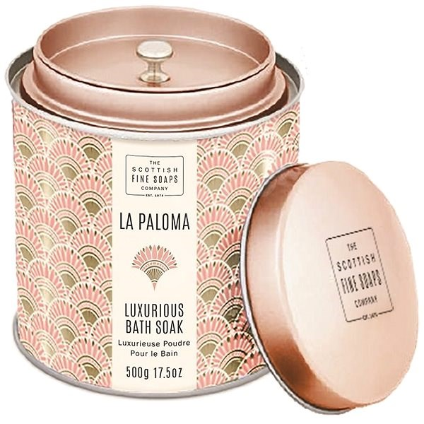 SCOTTISH FINE SOAPS La Paloma Luxurious Bath Soak 500 g - Fürdősó