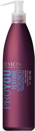 REVLON For You Texture scrunch 350 ml - Haj emulzió