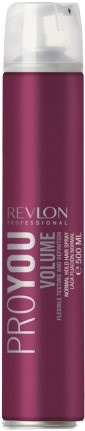 REVLON Pro You Volume hajlakk 500 ml - Hajlakk
