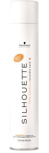SCHWARZKOPF Professional Silhouette Flexible Hold Hairspray 750 ml - Hajlakk