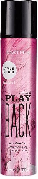 MATRIX Style Link Mineral Play Back 153 ml - Szárazsampon