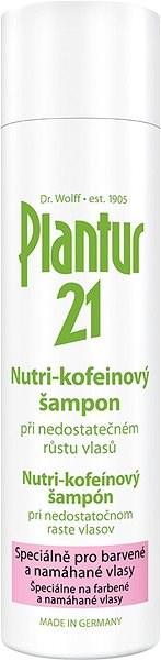PLANTUR21 tápláló koffein sampon 250 ml - Sampon