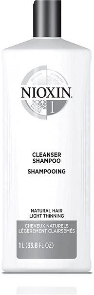 NIOXIN sampon tisztító rendszer 1-1 liter - Sampon