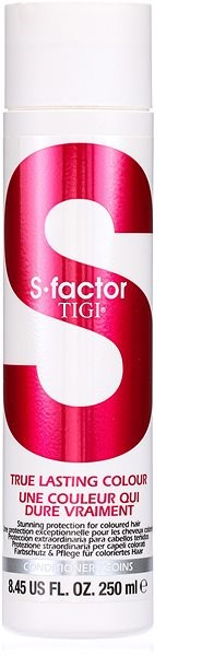 TIGI S-Factor True Lasting Colour Sampon 250 ml - Sampon