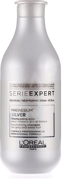 LOREAL PROFESSIONNEL Serie Expert Silver sampon Magnézium 300 ml - Sampon ősz hajra