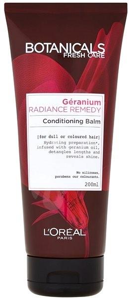 ĽORÉAL PARIS Botanicals Fresh Care Geranium Radiance Remedy 200 ml - Hajbalzsam