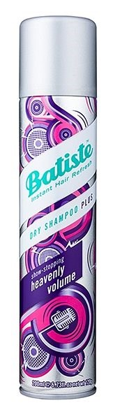 BATISTE Heavenly Volume 200 ml - Szárazsampon