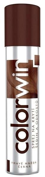COLORWIN Sötétbarna - Hajtőszínező spray