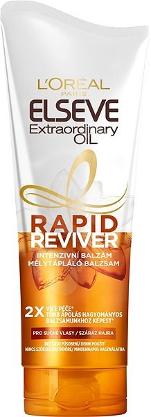 L'ORÉAL PARIS Elseve Extraordinary Oil Rapid Reviver 180 ml - Hajbalzsam