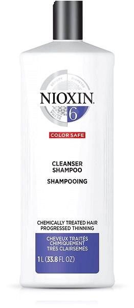 NIOXIN Cleanser 6 (1000 ml) - Sampon