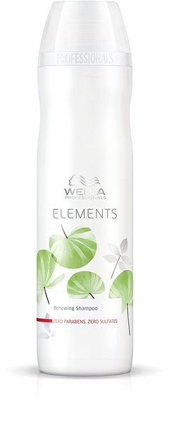 WELLA PROFESSIONALS Elements Renewing Sulfate Free 250ml - Sampon