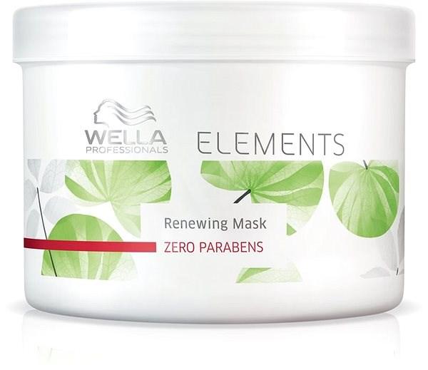 WELLA PROFESSIONALS Elements Renewing Paraben Free 150 ml - Hajpakolás