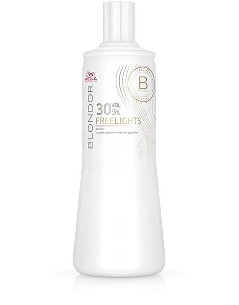WELLA PROFESSIONALS Blondor Freelights 30 Vol. 9% (1000 ml) - Oxidálószer