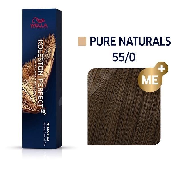 WELLA PROFESSIONALS Koleston Perfect Pure Naturals 55/0 (60 ml) - Hajfesték