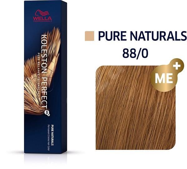 WELLA PROFESSIONALS Koleston Perfect Pure Naturals 88/0 (60 ml) - Hajfesték