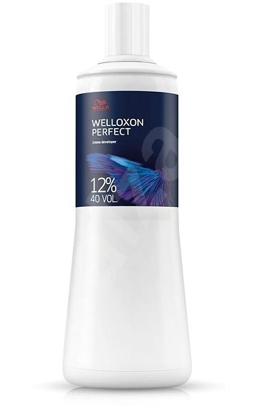 WELLA PROFESSIONALS Welloxon Perfect 12% 40 Volume Creme Developer 1000 ml - Oxidálószer