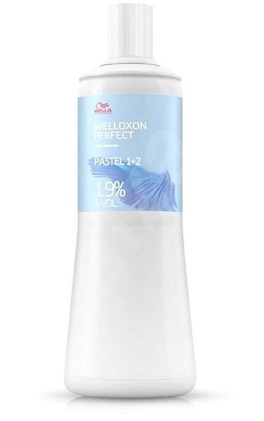 WELLA PROFESSIONALS Welloxon Perfect 1,9% 6 Volume Creme Developer 1000 ml - Oxidálószer