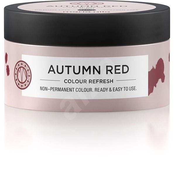 MARIA NILA Colour Refresh Autumn Red 6.60 (100 ml) - Természetes hajfesték
