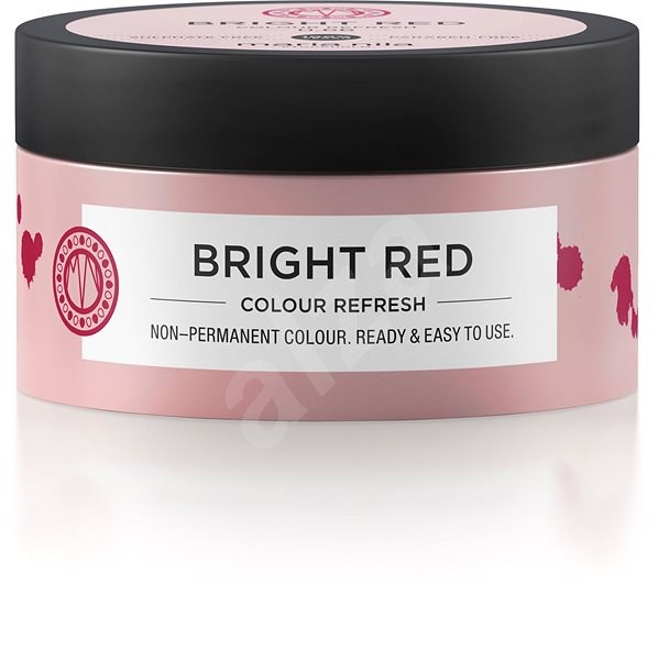 MARIA NILA Colour Refresh Bright Red 0.66 (100 ml) - Természetes hajfesték