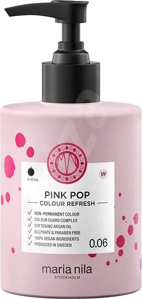 MARIA NILA Colour Refresh Pink Pop 0.06 (300 ml) - Természetes hajfesték