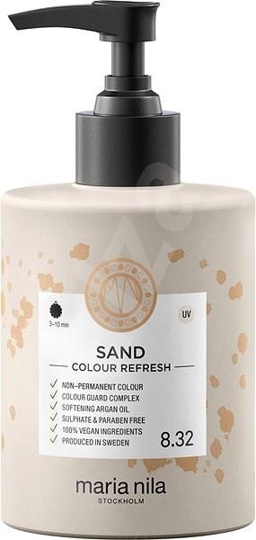 MARIA NILA Colour Refresh Sand 8.32 (300 ml) - Természetes hajfesték