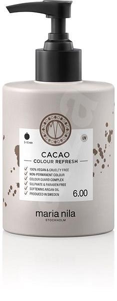 MARIA NILA Colour Refresh Cacao 6.00 (300 ml) - Természetes hajfesték