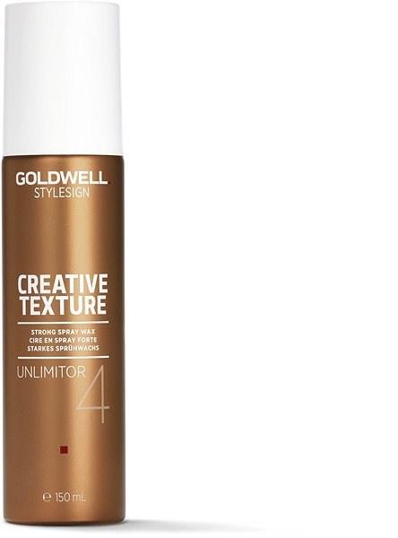 GOLDWELL StyleSign Creative Texture Unlimitor 150 ml - Hajfixáló